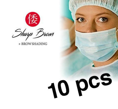 Medical masks - 10 pcs package