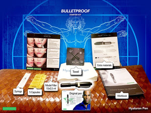 Bulletproof hp 20 Starter kit