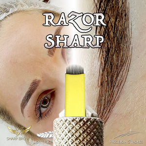 RazorSharp Light u-blades - 50 pcs
