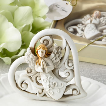 Angel Heart Memorial Ornament