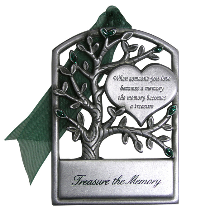 Treasure the Memory Ornament