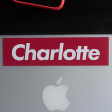 Load image into Gallery viewer, Box Charlotte Stickers