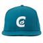 Cauldron Snapback - Teal