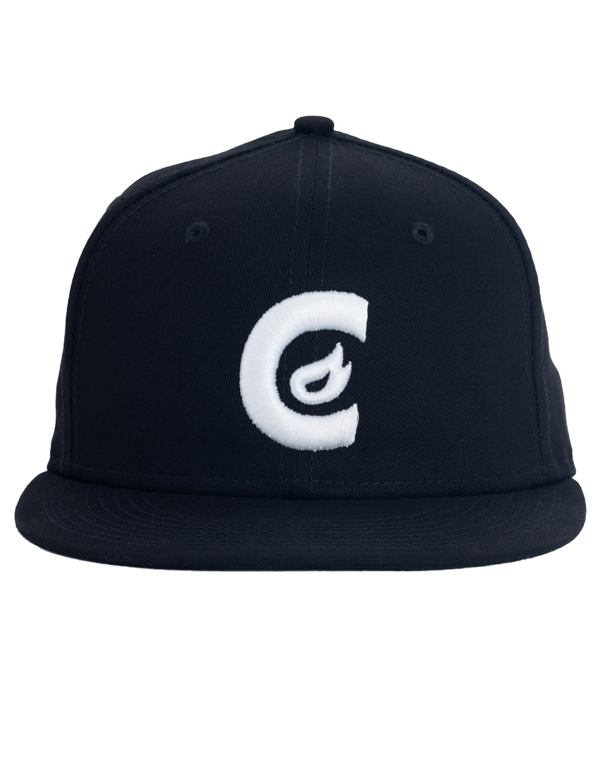 Cauldron Snapback - Black
