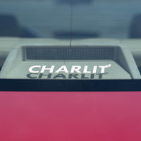 OG CHARLIT Decal - White