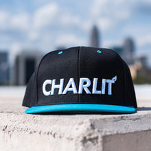 Load image into Gallery viewer, OG CharLIT Snapback - Panthers