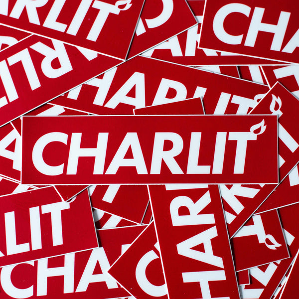 Box CharLIT Stickers