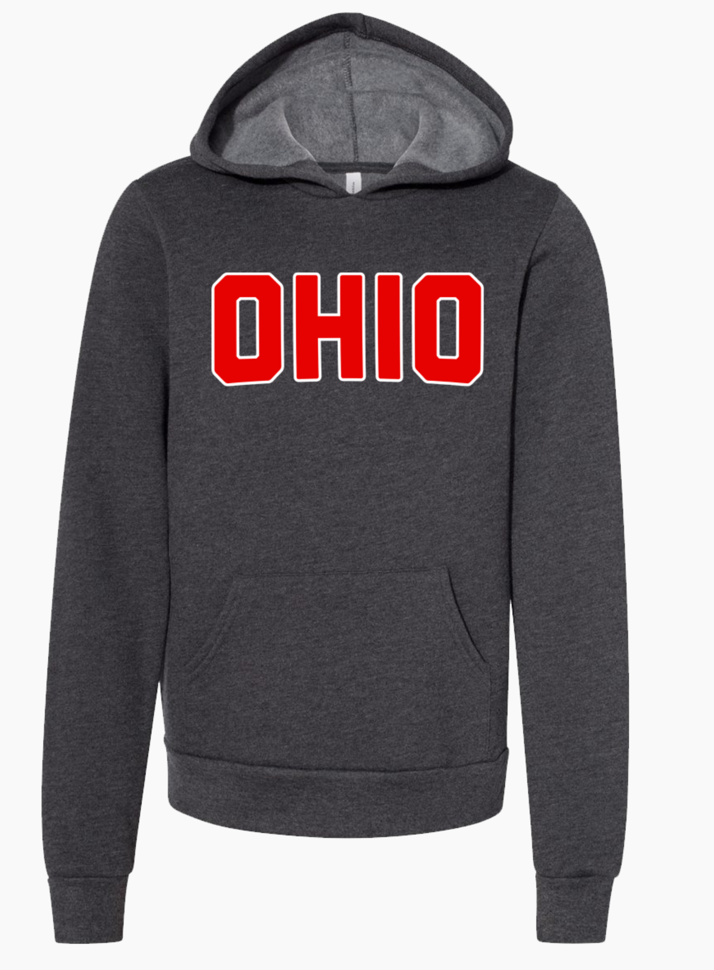 Youth Game Day Ohio Hoodie