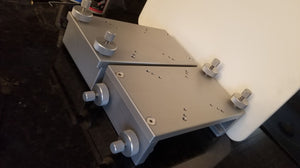 Lund Crossover Down Rigger Mounts