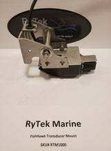 Load image into Gallery viewer, RTM1000 RyTek Marine FishHawk Transducer Mount