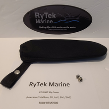 Load image into Gallery viewer, RTM7000 Slip Cover for the Lowrance Structure Scan Transducer