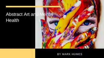 Abstract Art and Mental Health ▶