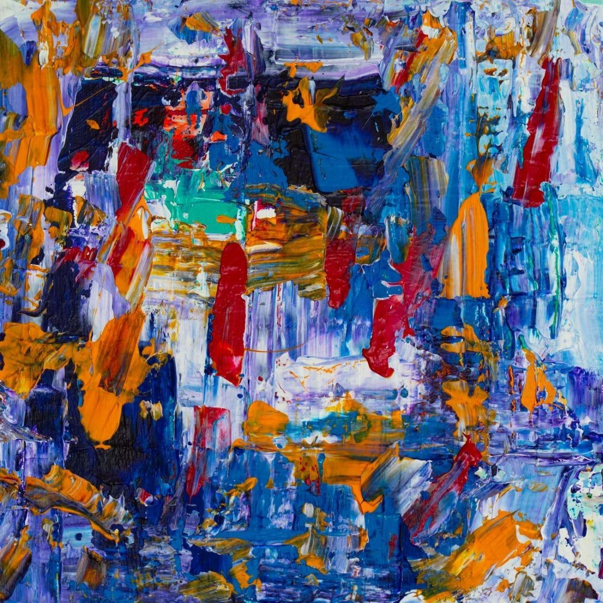 Understanding Contemporary Art | Mark Humes Gallery Of Abstract Art