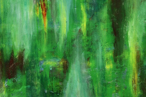 Unveiling the Disguised Meaning of Green Color in Art