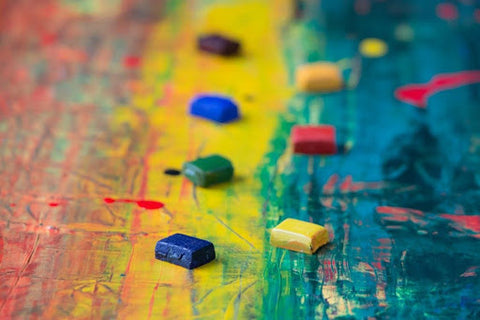 Unveiling the Disguised Meaning of Colors in Art