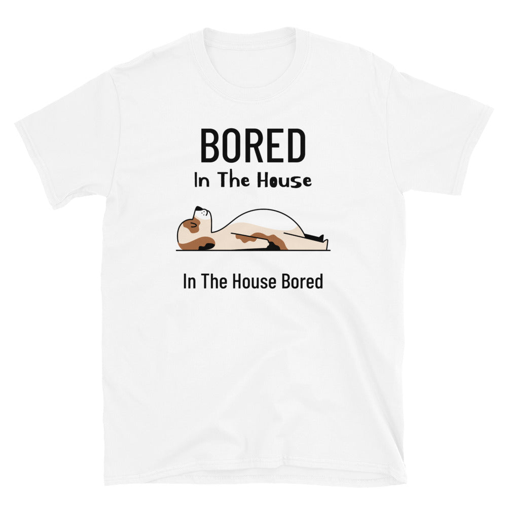 Bored In The House Softstyle T-Shirt