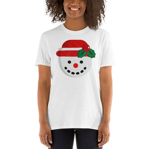 Frosty The Snowman Short-Sleeve T-Shirt - Crazy About Tshirts
