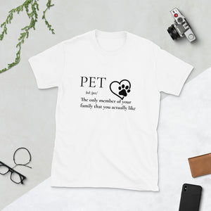 PET T-Shirt - Crazy About Tshirts
