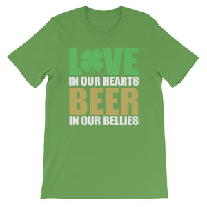 Beer In Our Bellies T-Shirt