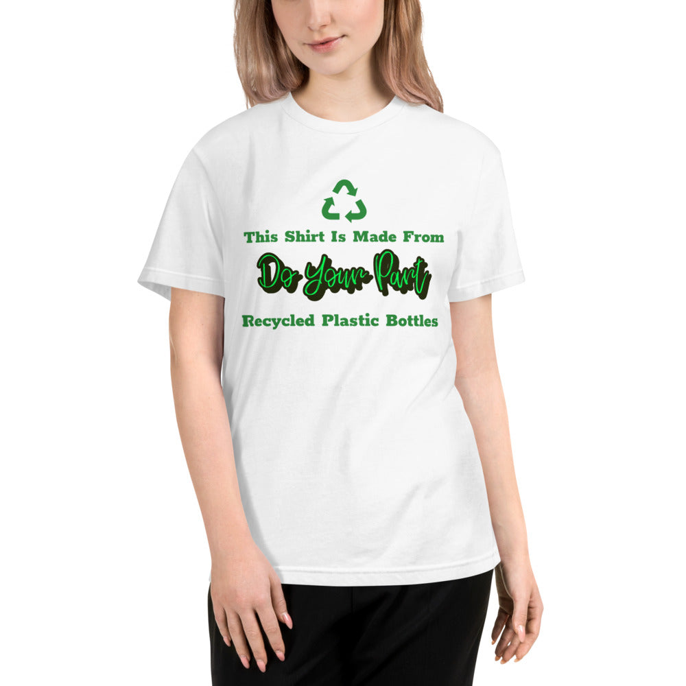Do Your Part Eco Friendly T-Shirt