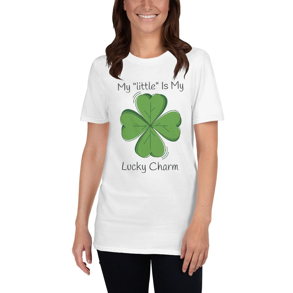 My Little Is My Lucky Charm T-Shirt - Crazy About Tshirts