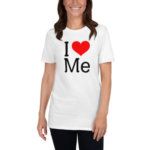 I Love Me Softstyle T-Shirt