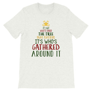 It's Not What's Under The Tree Short-Sleeve T-Shirt - Crazy About Tshirts