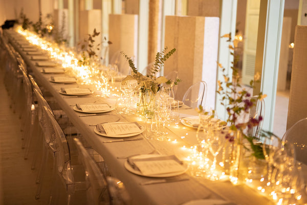 Society Limonta decked out the 2019 Cook Awards Dinner