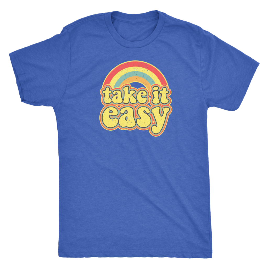 Take It Easy - Unisex Tee