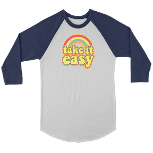 Take It Easy - Raglan Tee