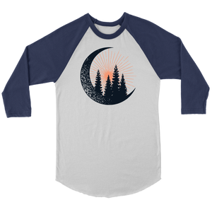 Forest Dawn - Raglan Tee