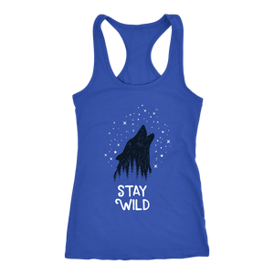Stay Wild - Tank Top