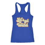 Let's Get Weird - Tank Top