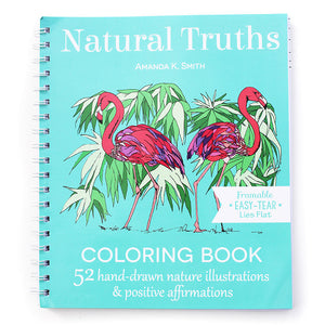 Natural Truths Coloring Book