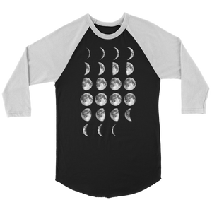 Moon Cycle - Raglan Tee