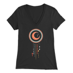 Moon Dreamcatcher - V-Neck Tee