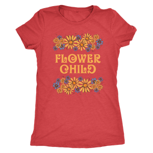 Flower Child - Women's Tee