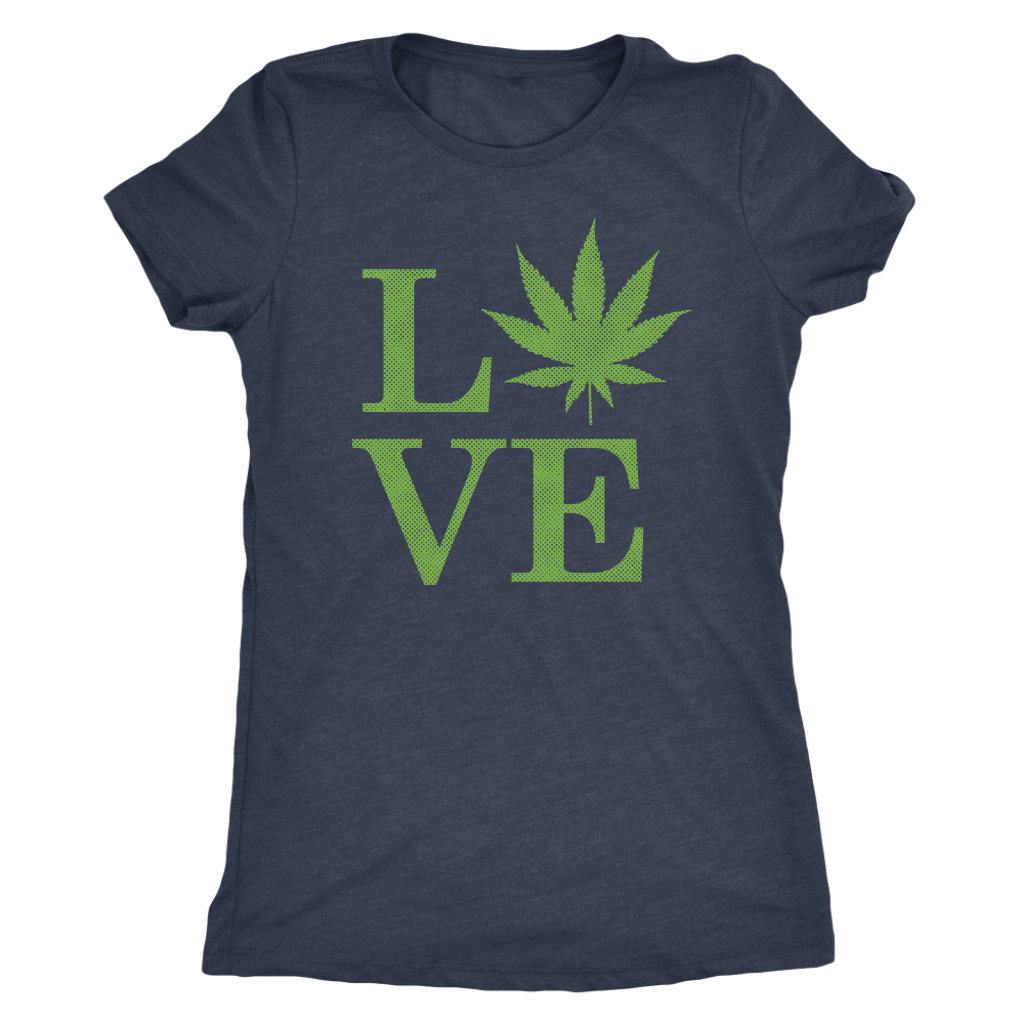 LOVE the Leaf - Women's Tee