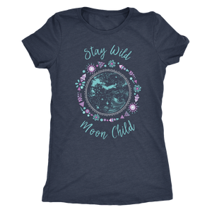 Stay Wild, Moon Child - Women's Tee