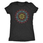 Tribal Flower Mandala - Women's Tee