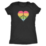 Peace & Love - Women's Tee