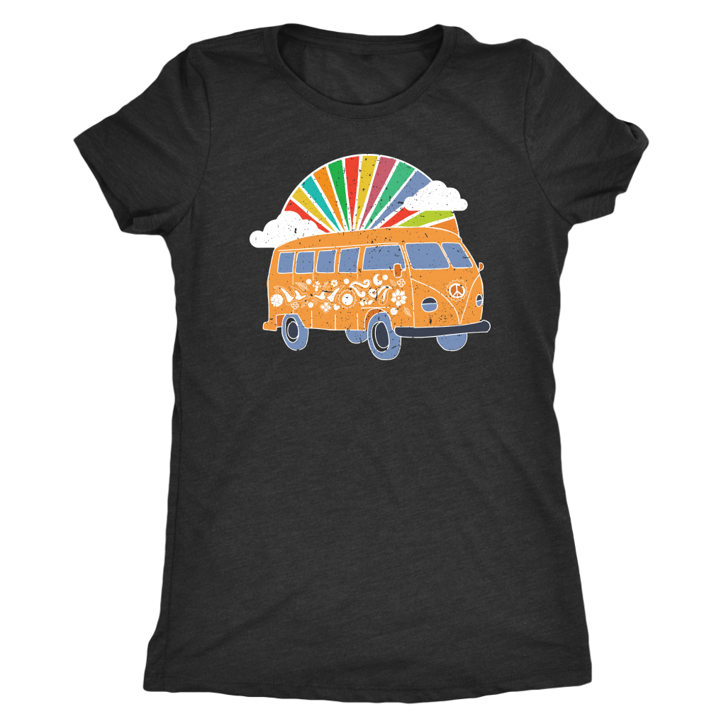 Love Bus - Women's Tee