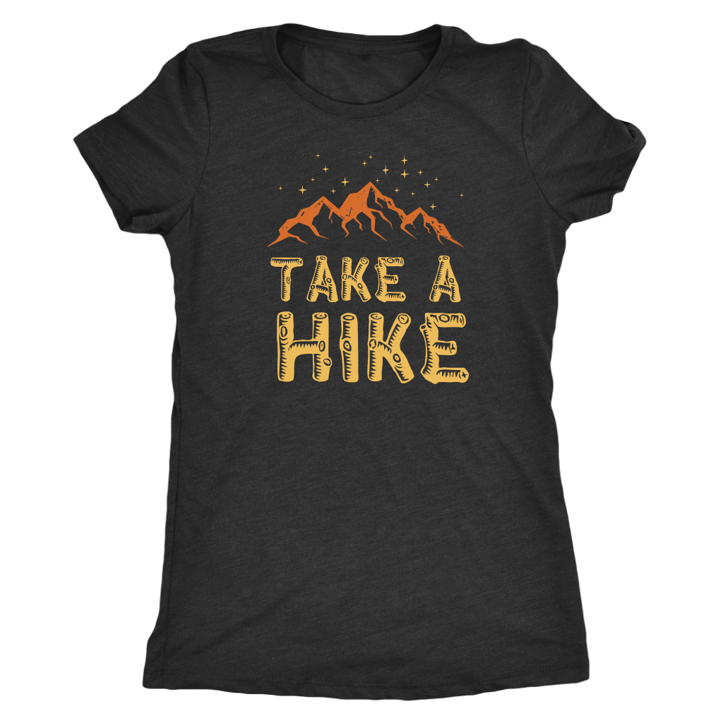 Take A Hike - Women's Tee