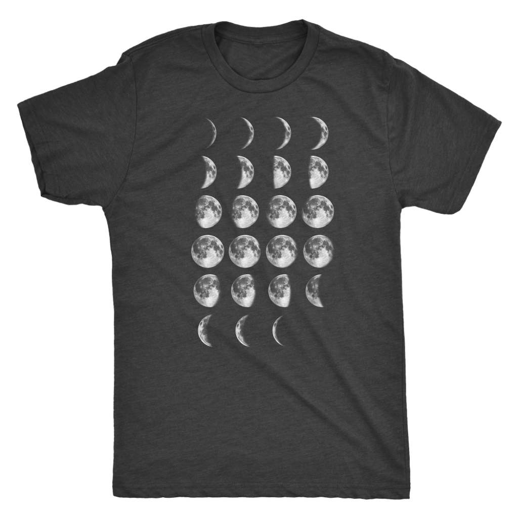 Moon Cycle - Unisex Tee