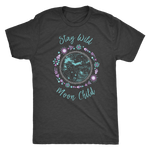 Stay Wild, Moon Child - Unisex Tee