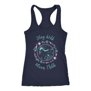 Stay Wild, Moon Child - Tank Top