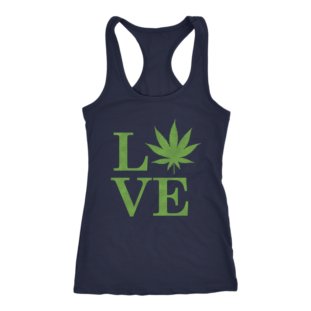 LOVE the Leaf - Tank Top