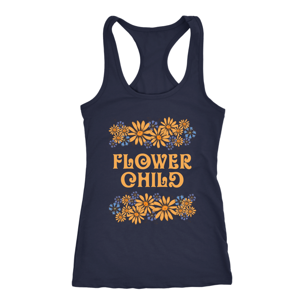 Flower Child - Tank Top