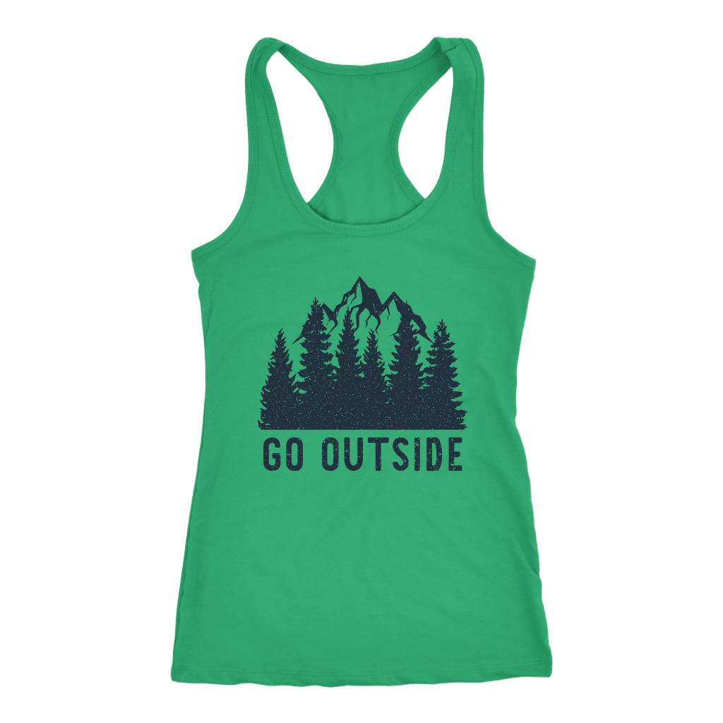 Go Outside - Tank Top