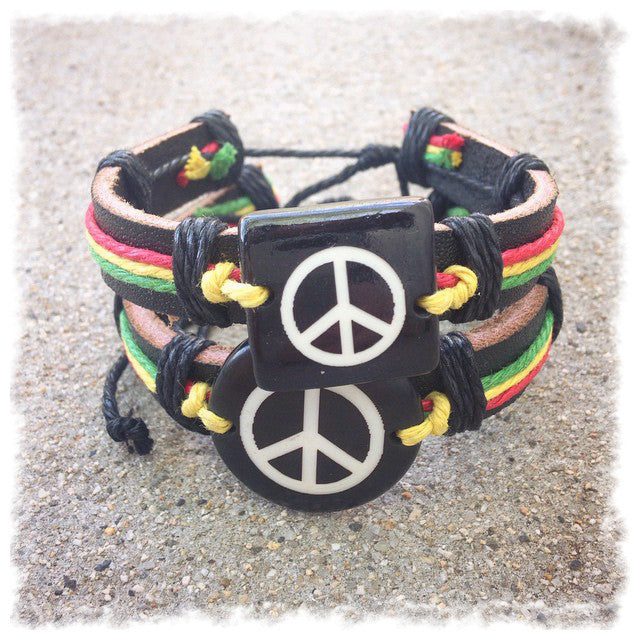 Assorted Peace Bracelets